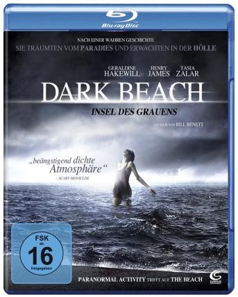 Dark Beach-Insel des Grauens