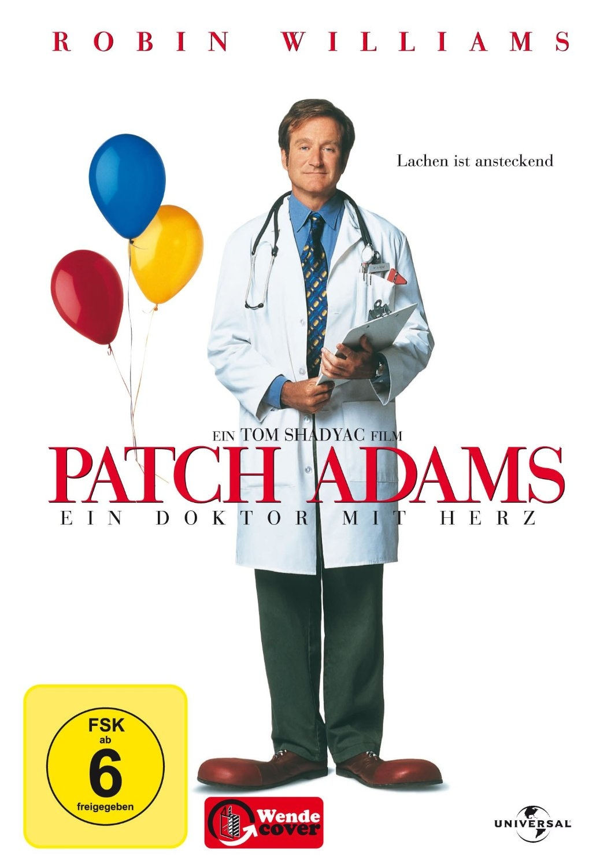 patch adams amerikanisches drama kom die biografie aus. Black Bedroom Furniture Sets. Home Design Ideas