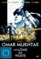 Omar Mukhtar Der Löwe der Wüste