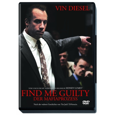 Find me Guilty-Der Mafiaprozess