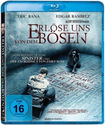 Erlöse uns von dem Bösen (Blu-ray)