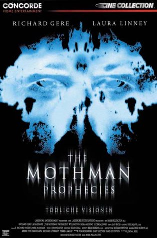 The Mothman Prophecies-Tödliche Visionen