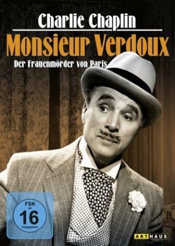 Monsenieur Verdoux - Der Frauenmörder von Paris