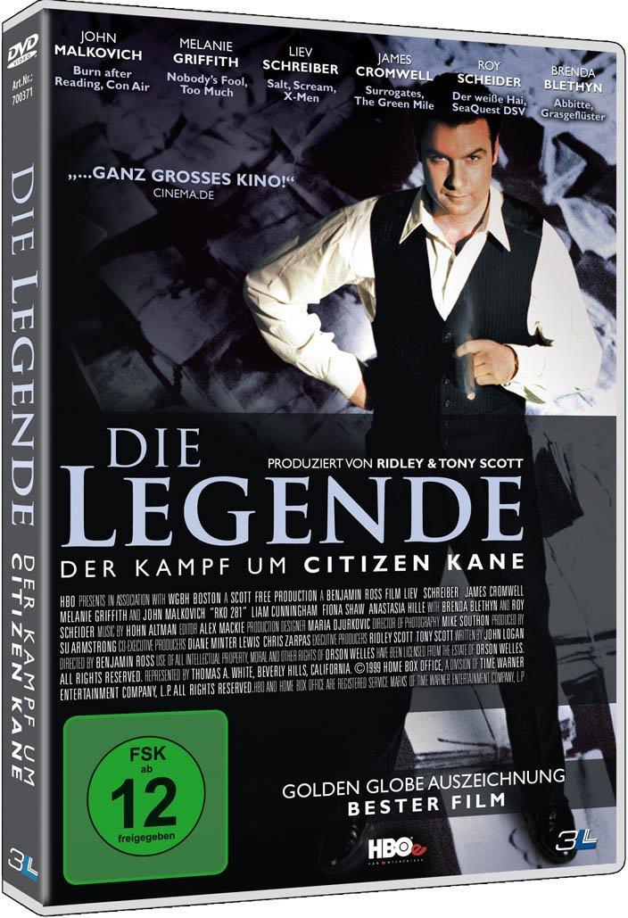 Die Legende - Der Kampf um Citizen Kane