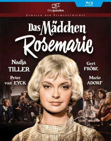 Das Mädchen Rosemarie 1958