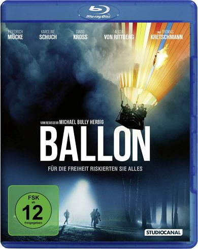 Ballon 28. März