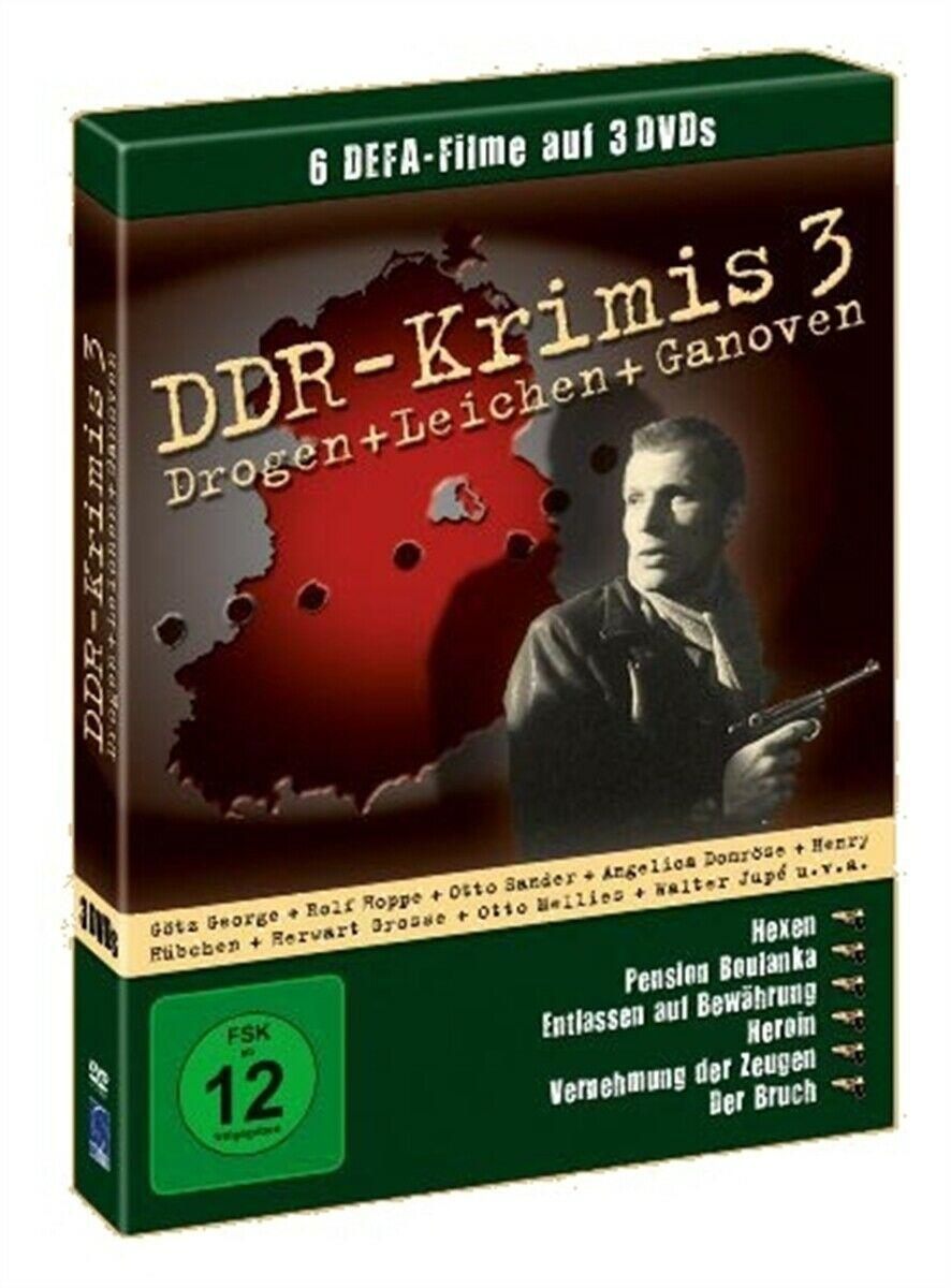 DDR Krimis