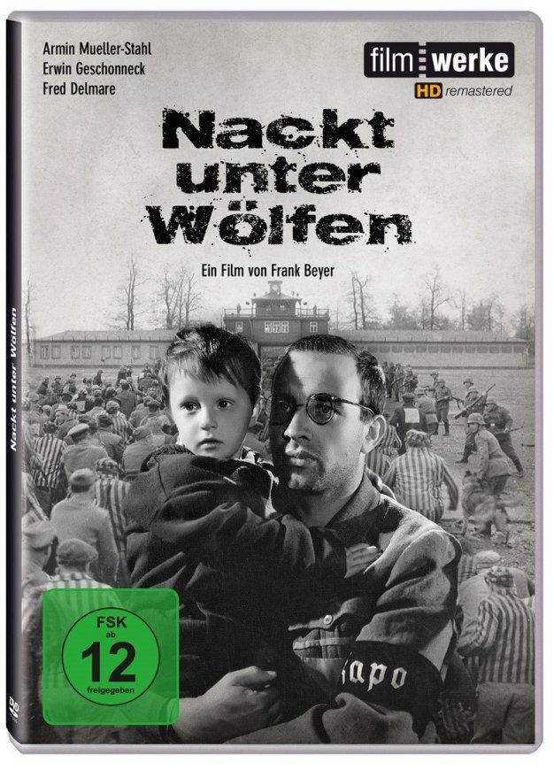 Nackt unter Wölfen - deutsches (DDR) Drama aus dem Jahr