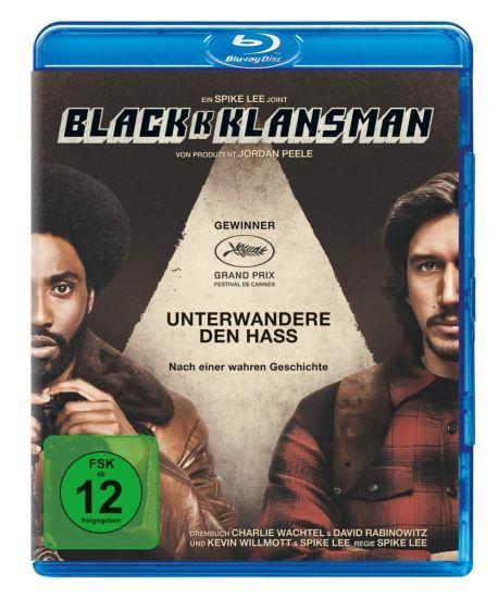 Blackkklansmann
