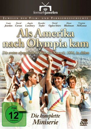 Als Amerika nach Olympia kam